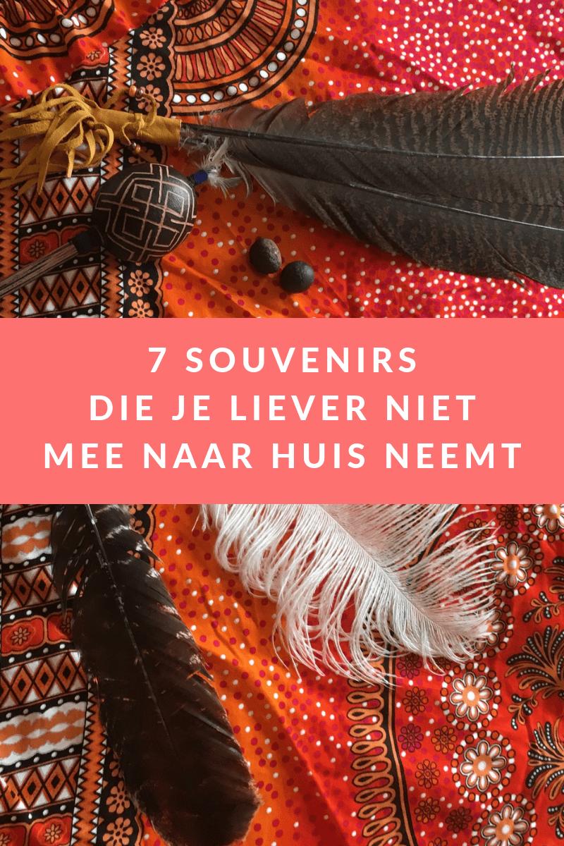 7 souvenirs die je liever niet mee naar huis neemt #zomer #vakantie #souvenir
