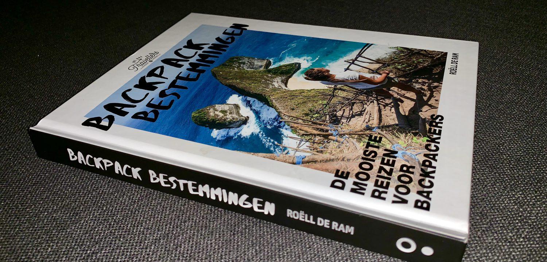 Boek review Backpack Bestemmingen