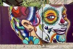 Street art in Boedapest