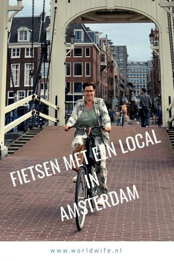 privé fietstour Amsterdam