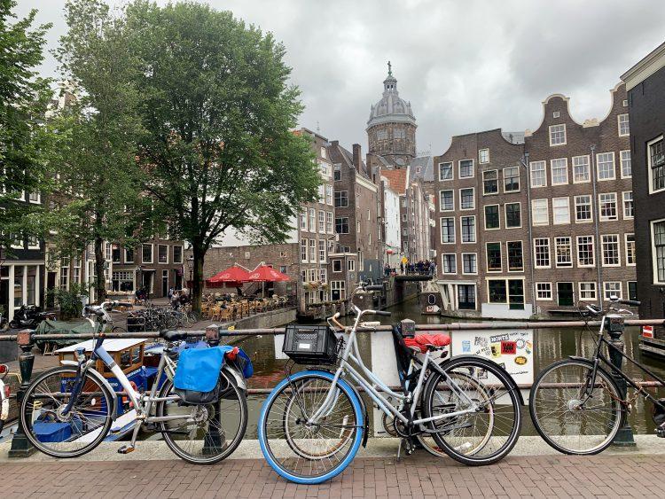 Fietstour Amsterdam