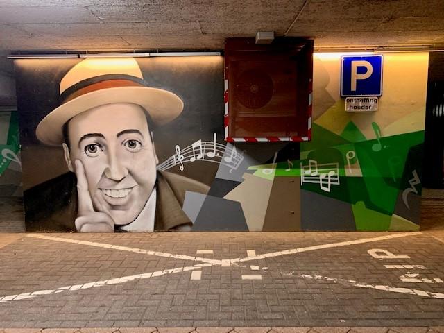 Street art Weert Cwartier