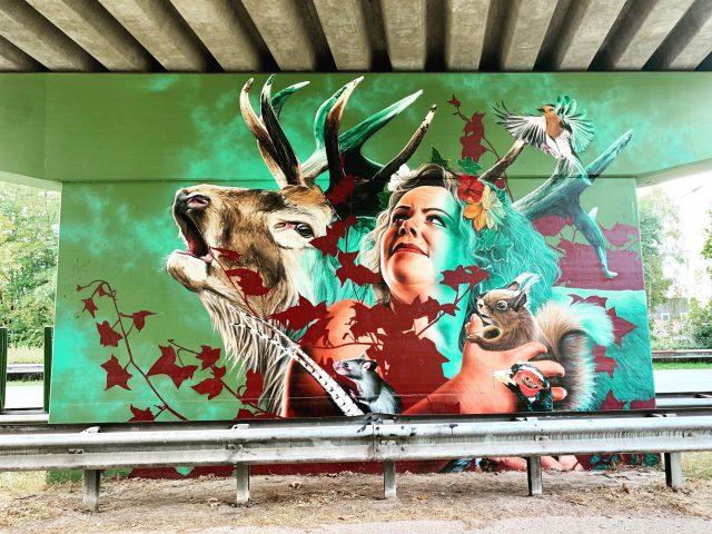 Mural Studio Giftig