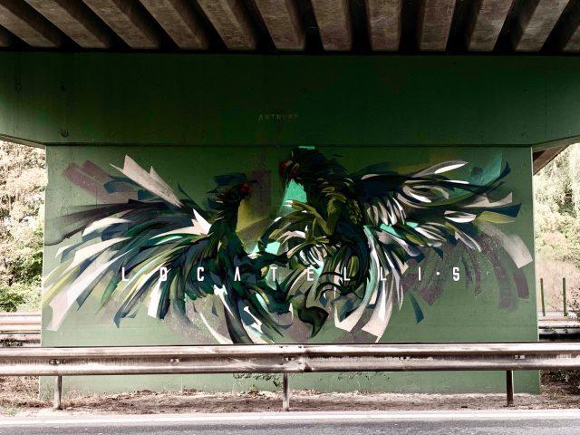 Mural Weert Locatellis