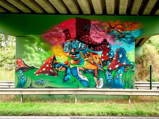 Mural Weert Nash