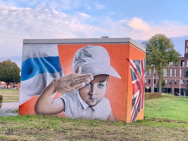 Street art Weert