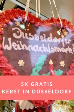 Geniet van de kerstsfeer in het Duitse Düsseldorf #kerstmarkt #kerst #kerstmis #duitsland
