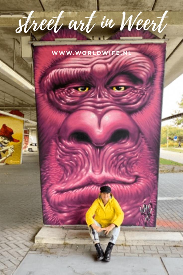 Street art in Weert #Nederland #Netherlands #streetart