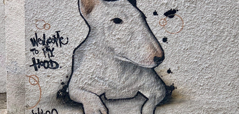 Street art Bairro da Torre Cascais