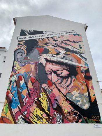 street art Cascais