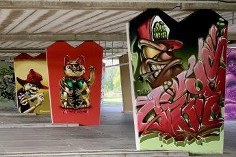 Street art in Weert