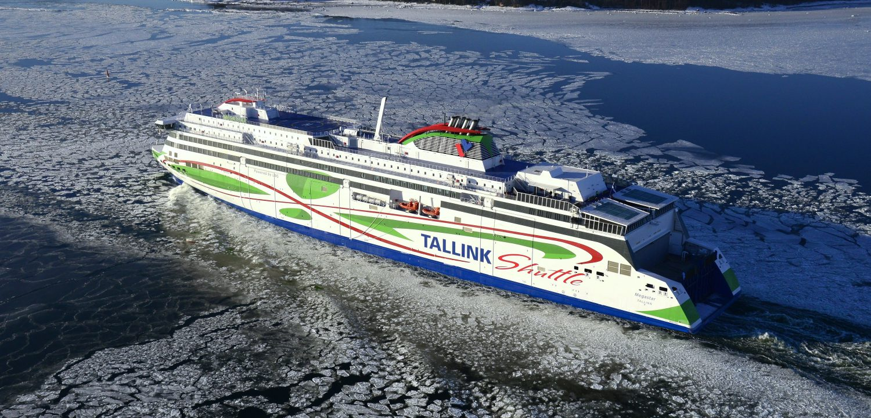 Megastar Tallink Silja Tallinn Helsinki (fotocredits AS Tallink Grupp)