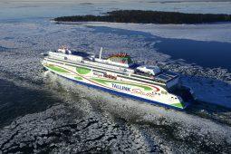 Met de ferry van Tallinn naar Helsinki (of andersom)