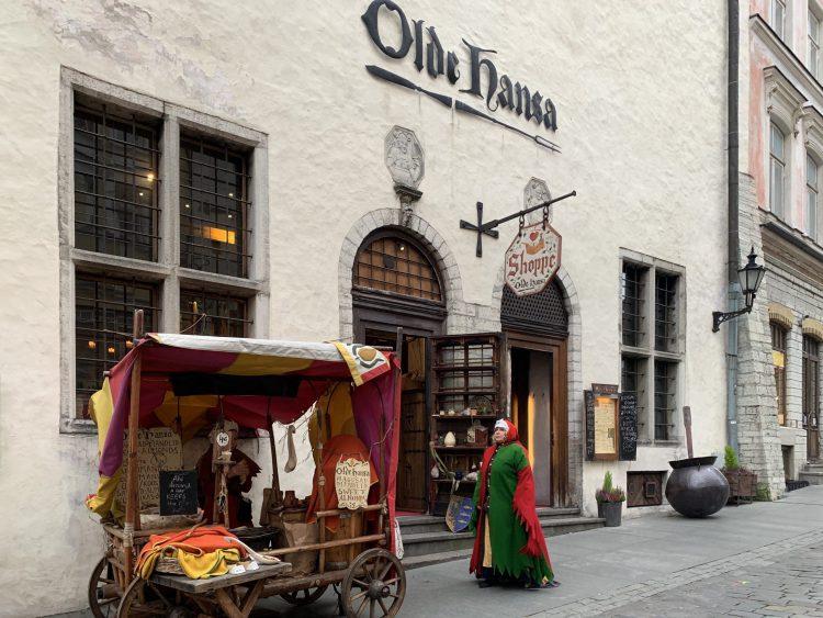 De leukste restaurants in het oude centrum van Tallinn