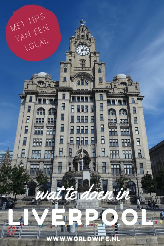 Stedentrip Liverpool op de planning? Ik vertel je wat te doen in deze stad in het noorden van Engeland. Met tips van een local.