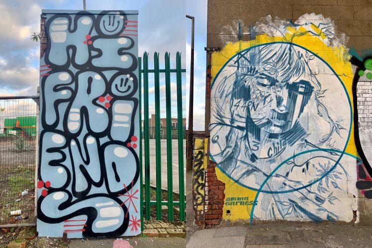 Street art Hull
