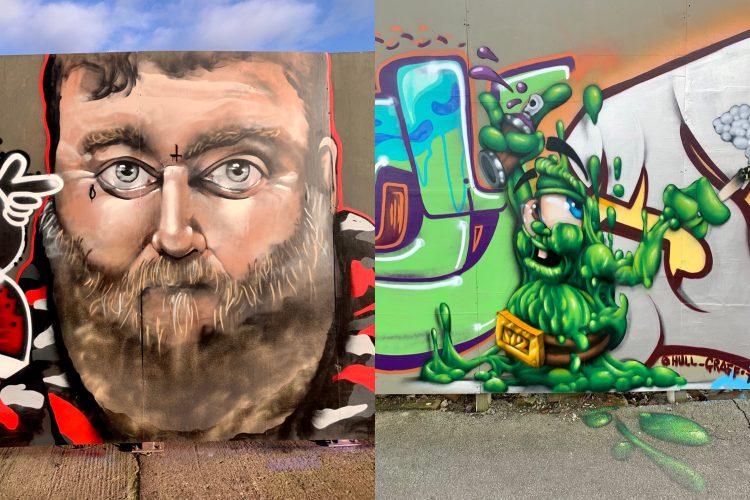 Graffiti Hull