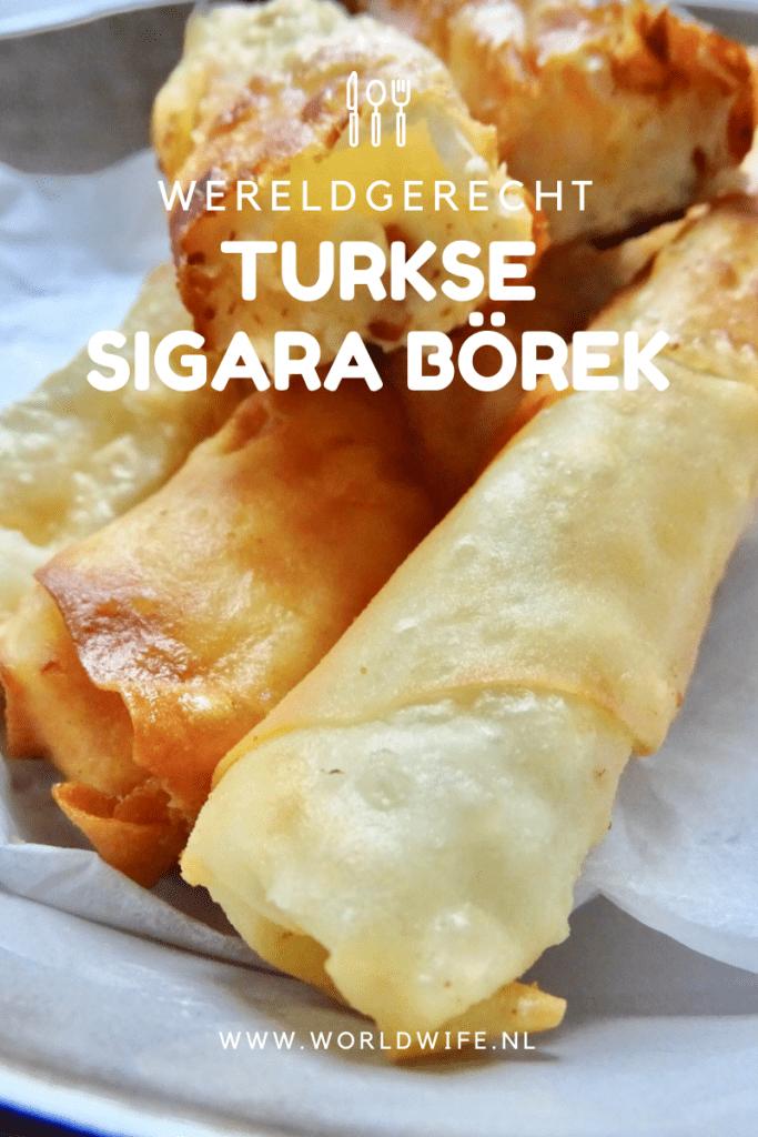 Maak zelf Turkse sigara börek met dit eenvoudige recept #wereldgerecht #Turkije