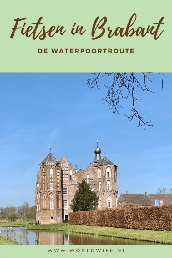Op zoek naar een leuke fietstocht in Noord-Brabant? De waterpoortroute in Helmond en Laarbeek voert je langs de mooiste watergebieden in de regio.