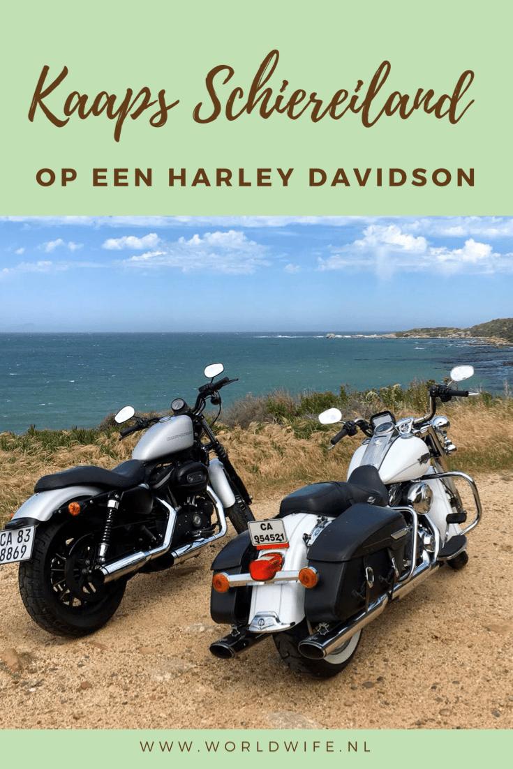 Ontdek het Kaaps Schiereiland op een Harley Davidson vanuit Kaapstad, Zuid-Afrika