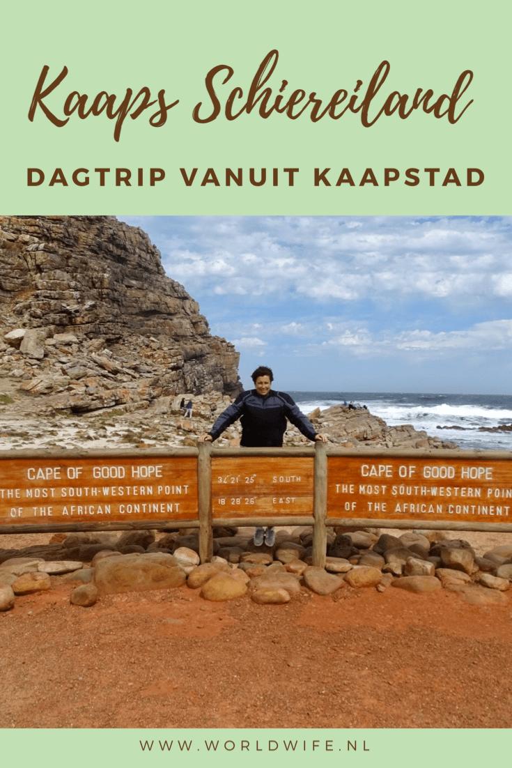 Kaaps Schiereiland, een dagtrip vanuit Kaapstad, Zuid-Afrika