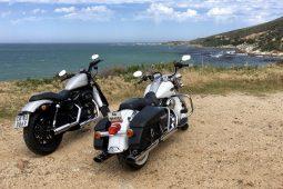 Kaapstad: het Kaaps Schiereiland verkennen op een Harley Davidson