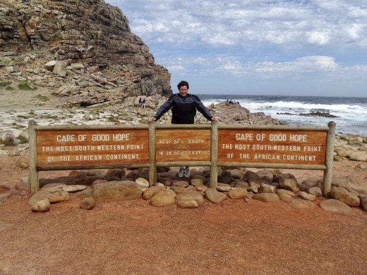 Kaap de Goede Hoop, Kaapstad