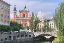 Wat te doen in Ljubljana, Slovenië?