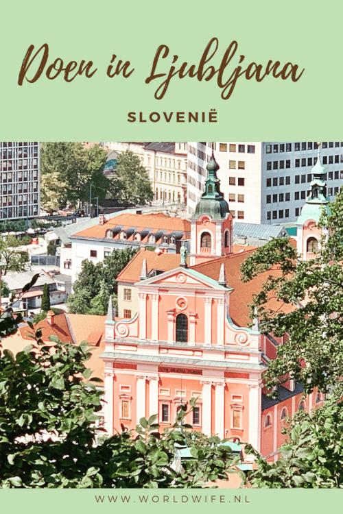 Wat te doen in Ljubljana, Slovenië