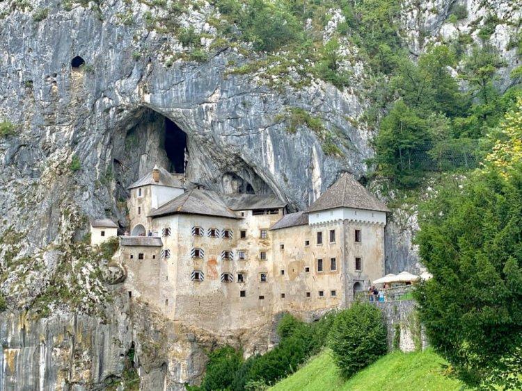 Predjama Castle Slovenië