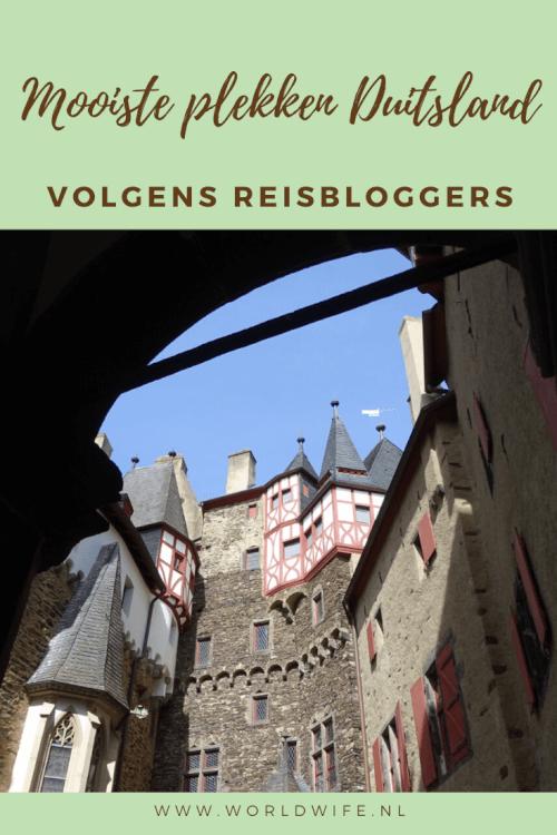 Wat te doen in Duitsland? De 15 mooiste plekken volgens reisbloggers